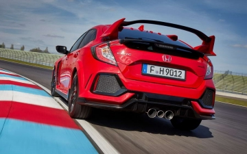 Honda Civic Type R-MY2017 10