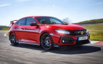 Honda Civic Type R-MY2017 12