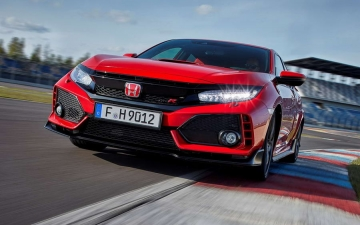 Honda Civic Type R-MY2017 15