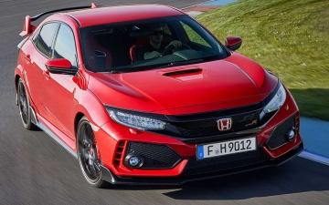 Honda Civic Type R Best Performance Car 11