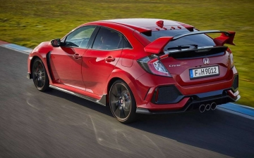 Honda Civic Type R Best Performance Car 12