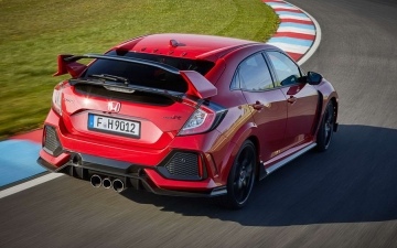 Honda Civic Type R Best Performance Car 13
