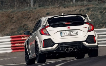 Honda Civic Type R Best Performance Car 16