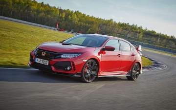 Honda Civic Type R 15