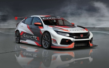 Honda Civic TCR 03