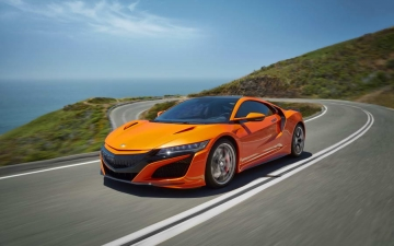 Honda NSX renewed 10