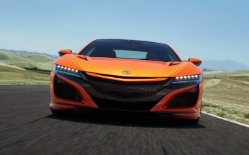 Honda NSX renewed 14