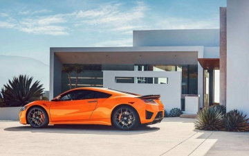 Honda NSX renewed 15