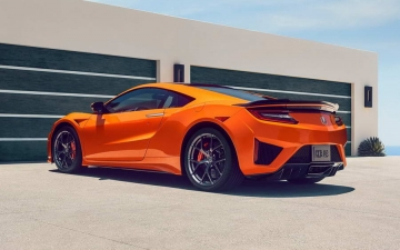Honda NSX renewed 16