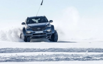 Hyundai Santa Fe - Shackleton 10