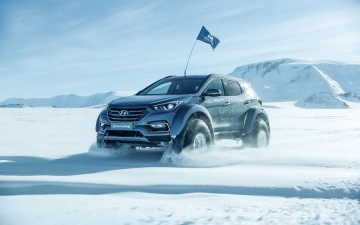 Hyundai Santa Fe - Shackleton 11
