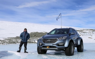 Hyundai Santa Fe - Shackleton 21