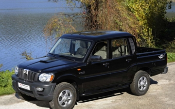 Mahindra GOA Pick Up 10