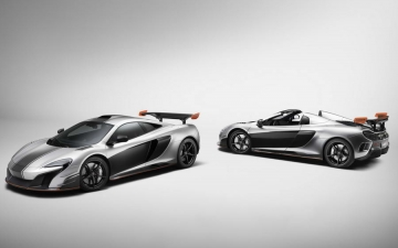 McLaren MSO-R Personal Commission 10