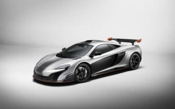 McLaren MSO-R Personal Commission 11