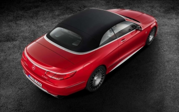 Mercedes Maybach S 650 03