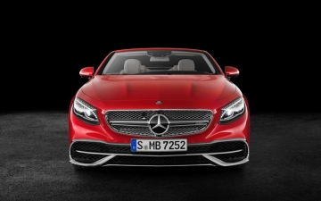 Mercedes Maybach S 650 08
