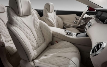 Mercedes Maybach S 650 10