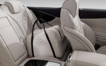 Mercedes Maybach S 650 14