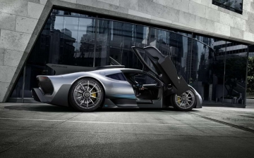 Mercedes AMG Project ONE 16
