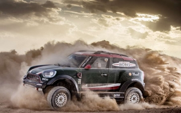 Mini Dakar X-raid Team 14