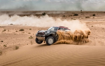Mini Dakar X-raid Team 16