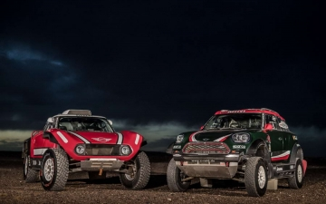 Mini Dakar X-raid Team 22