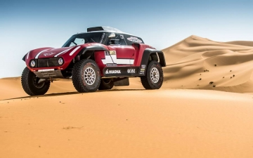 Mini Dakar X-raid Team 24