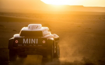 Mini Dakar X-raid Team 29