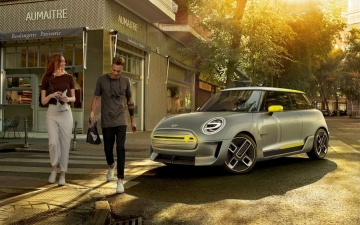 Mini electric concept 11