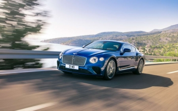 New Bentlay Continental GT 14