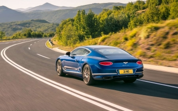 New Bentlay Continental GT 15