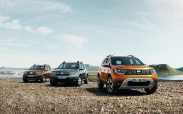 New Dacia Duster 10