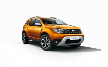 New Dacia Duster 13