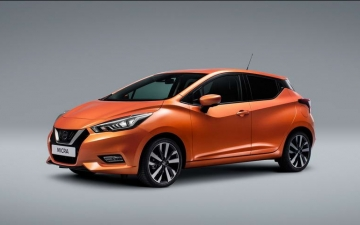 New Nissan Micra 02