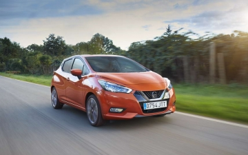New Nissan Micra 03