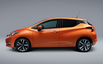 New Nissan Micra 04