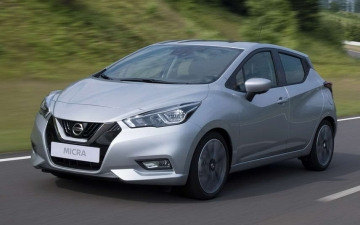 New Nissan Micra 06