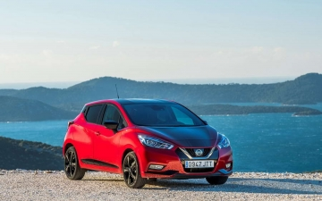 New Nissan Micra 10