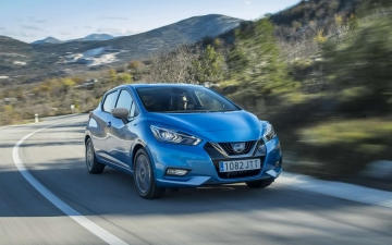 New Nissan Micra 11