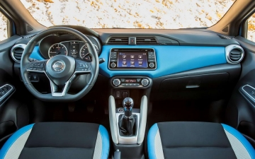 New Nissan Micra 13