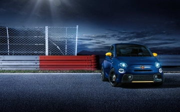 New Abarth 595 series 10
