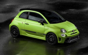 New Abarth 595 series 11