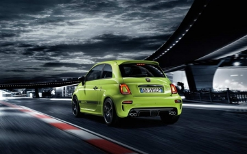 New Abarth 595 series 12