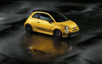New Abarth 595 series 13