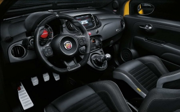 New Abarth 595 series 19