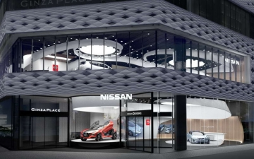 Nissan Crossing 11