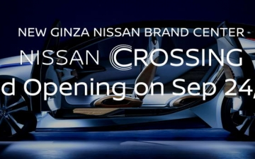 Nissan Crossing 14