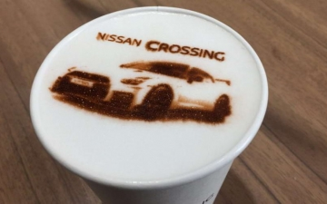 Nissan Crossing 17