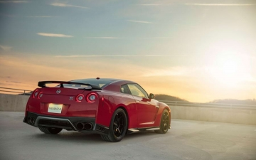Nissan GT R Track Edition 2017 11